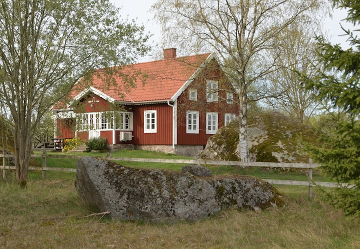 Charming full renovated house in Blekinge