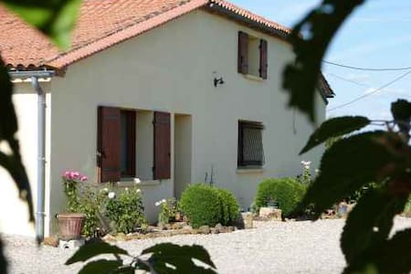 Country farmhouse in SW France - Guérin - Penzion (B&B)