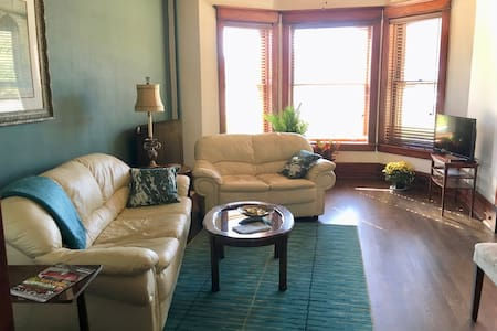 Lovely condo near Downtown Bloomington - Bloomington - Lyxvåning