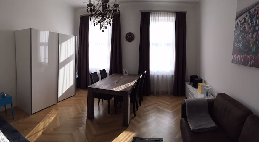 Modern apartment in great location