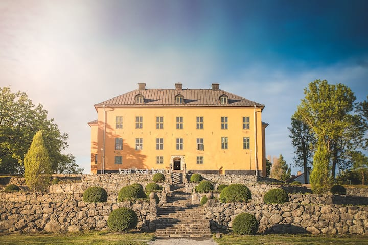 Welcome to Sweden's oldest castle.