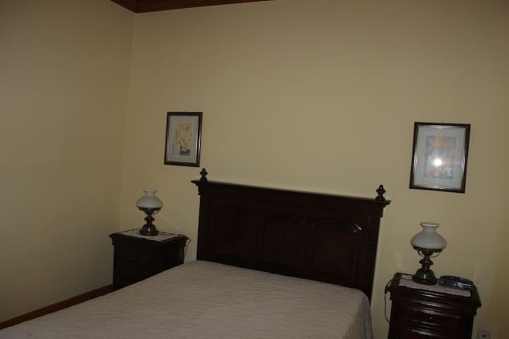 quarto com casa de banho - São Pedro do Sul - Oda + Kahvaltı