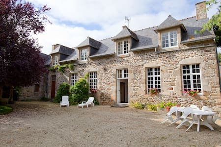 Maison de Maitre 3 bedrooms St Malo - Ploubalay - House