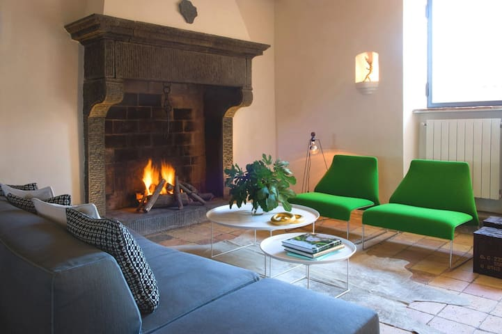 Airbnb Porano Holiday Rentals Places To Stay Umbria Italy