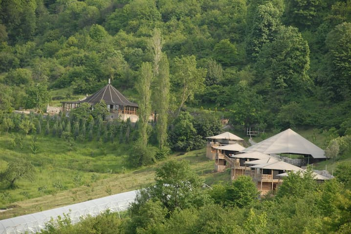 Tree Of Life Eco Camp - Kartepe - Bungalow
