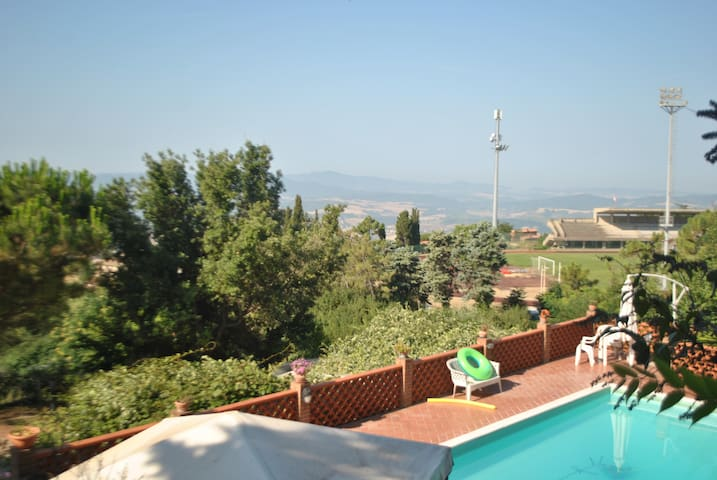 flat in the first outskirts of Volt - Volterra - Apartemen