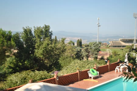 flat in the first outskirts of Volt - Volterra - Apartmen