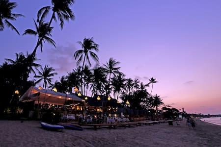 Siam Shades House Beach 5 - Koh Samui - Flat