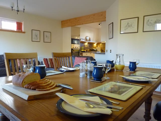 Fabulous Highland Base for Touring - Grantown-on-Spey - Casa