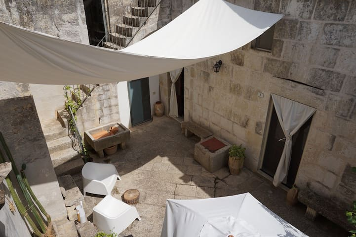 Lovely apartment in the heart of Salento