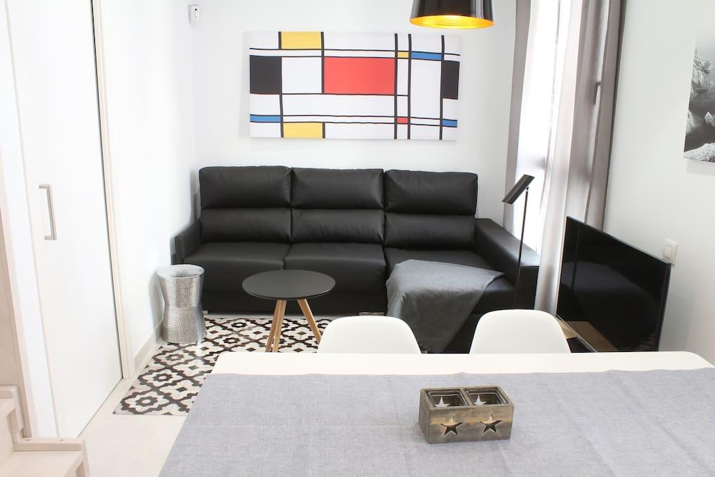 Duplex in barceloneta 1 apartamentos con servicios en alquiler en barcelona catalunya espa a - Apartamentos en la barceloneta ...