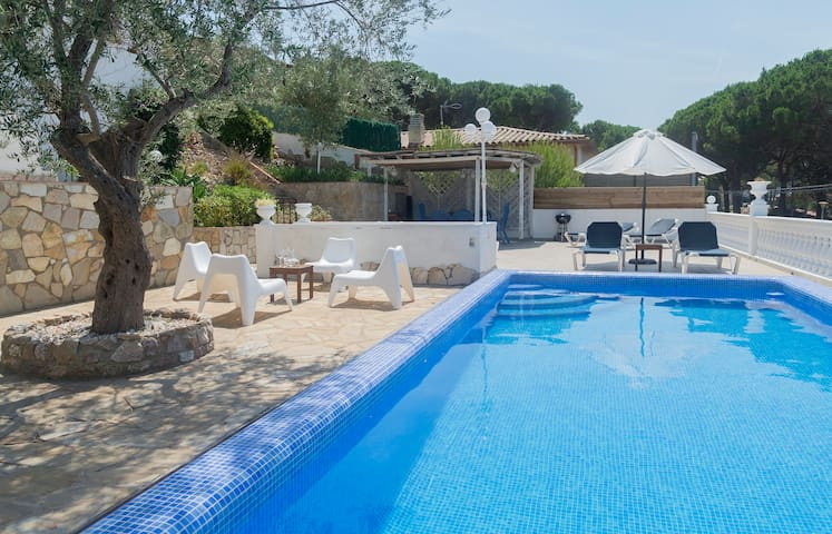 Beautiful villa with private pool - Begur - Hus