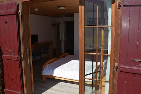 Double room with own wc and shower - Bed & Breakfast