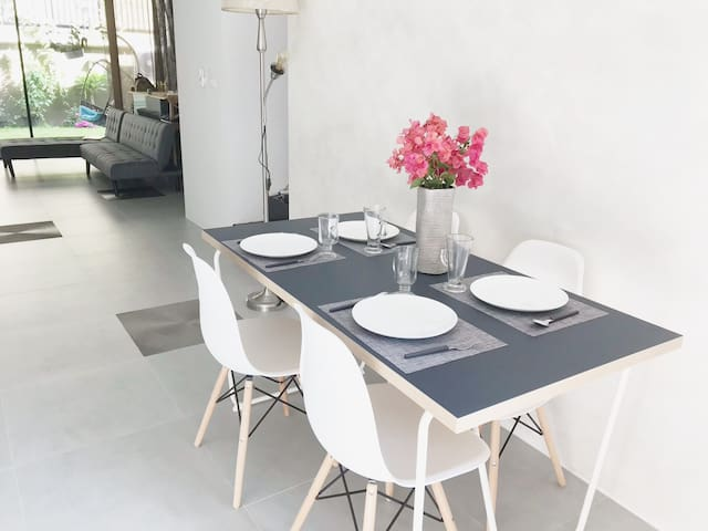 Dining table 1-st floor
