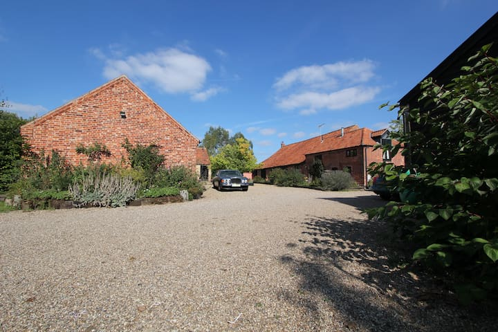 Felbrigg Suite - twin/double beds - Thurning - Hus