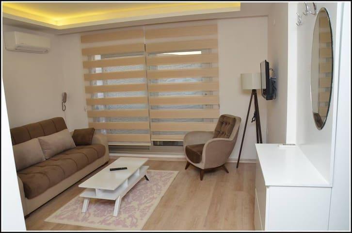 SIĞACIK MARİNA APART - Seferihisar - Lägenhet