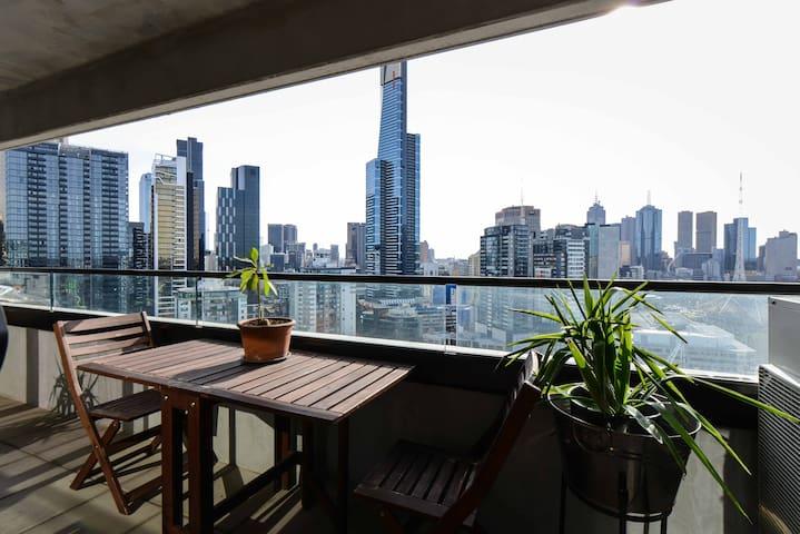 Escape to complete tranquility - Southbank - Apartament