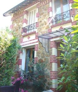 Maison de charme avec jardin - Fontenay-aux-Roses - Casa