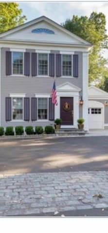 Darien summer rental  - walk to beach/train/ town