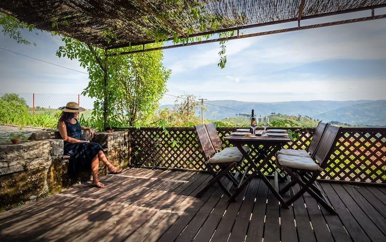 Quinta de Marnotos - Casa Tapadinho - Baião