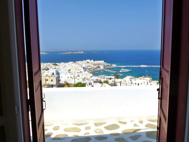 BEST TOWN VIEW STUDIO - Mikonos - Appartement
