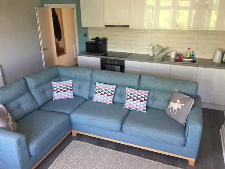 Spacious period 1 bed flat at Streatham Hill