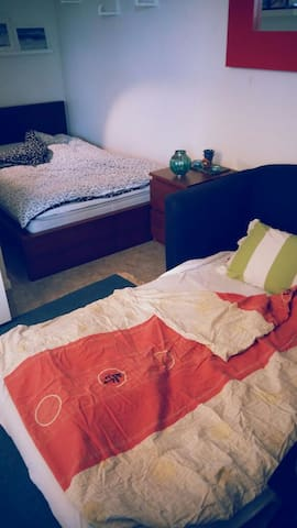 Cozy App. w. huge balcony Kalmar C - Kalmar - Apartment