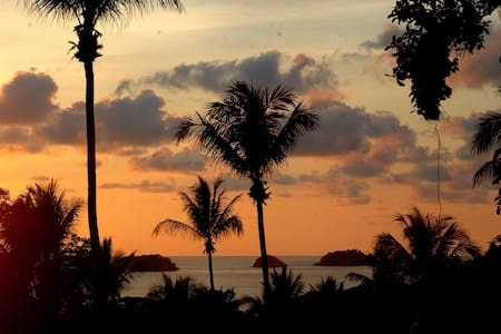 Deluxe bungalow with sea view 3 - Trat