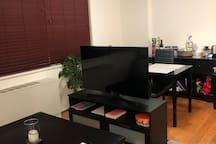 Full studio!