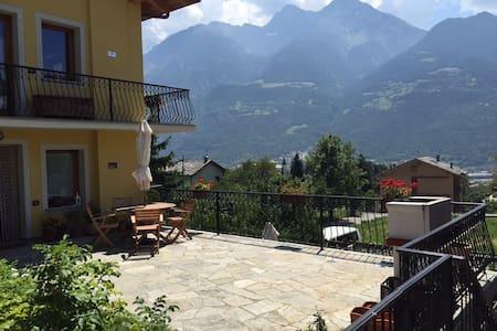 Appartamento a 5 minuti dal centro - Aosta