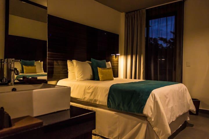 Habitación Privada en el centro de Cancun