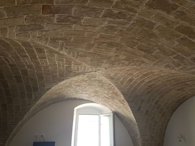 LOFT in palazzo d'epoca nel borgo antico