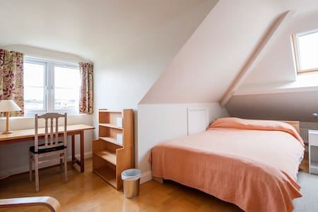 Attic double room shared bathroom - Bristol