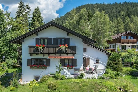 Romantic Cosy Tyrolean Cottage - Seefeld