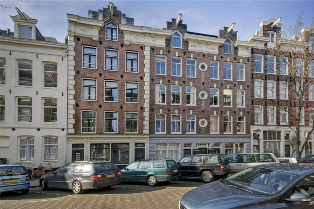 Airbnb amsterdam city centre for Airbnb amsterdam