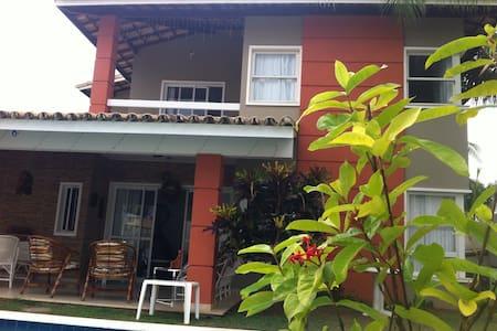 Amazing home in front of the sea! - Lauro de Freitas - 独立屋