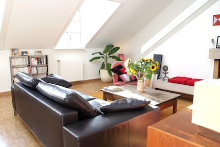 Appartement lumineux à Genève - Carouge - Wohnung