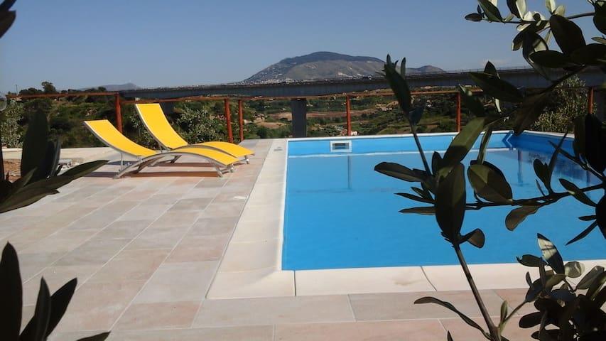 B&B Pelagos con piscina