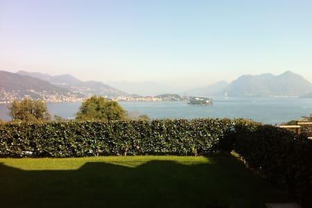 Baveno vista panoramica Isole - Baveno - Wohnung