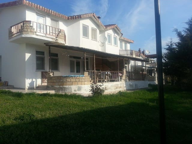 Kırklarelli İğneada Liman köy - İğneada - Villa