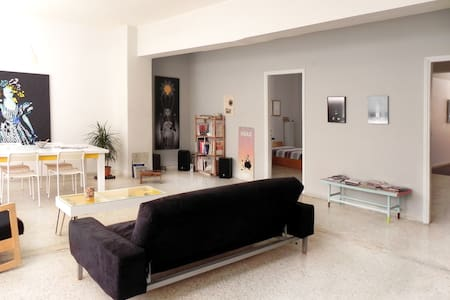 ☰Vast Apartment ❤ Heart of Athens☰