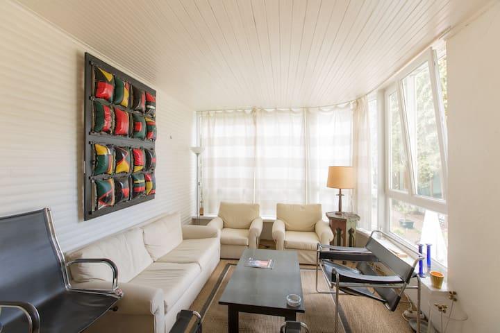 Maison chaleureuse avec jardin - Champigneulles - House