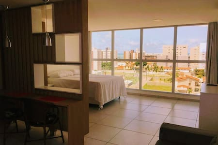 Flat W.Palace NOVO próx.Lovina Ponta de Campina