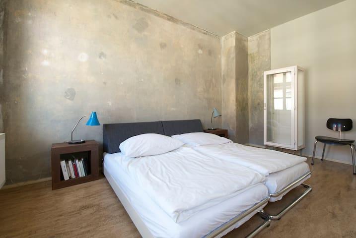 feine, kleine Wohnung in Leipzig - Leipzig - Apartamento