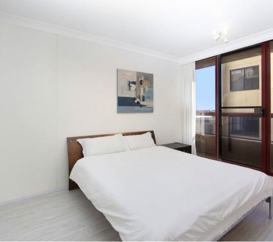 Clean and chic modern two bedroom apartment