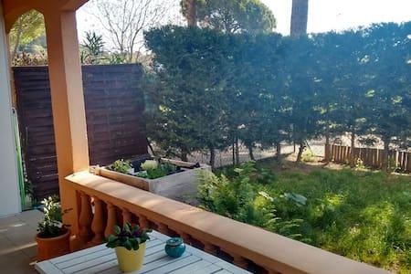 Joli 3 pièces avec jardin Var - Trans-en-Provence - Wohnung