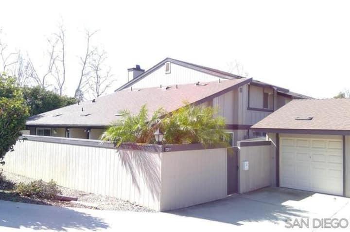 Monthly stay in Rancho Bernardo