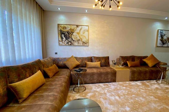 Luxueux appartement A DAR BOUAZZA