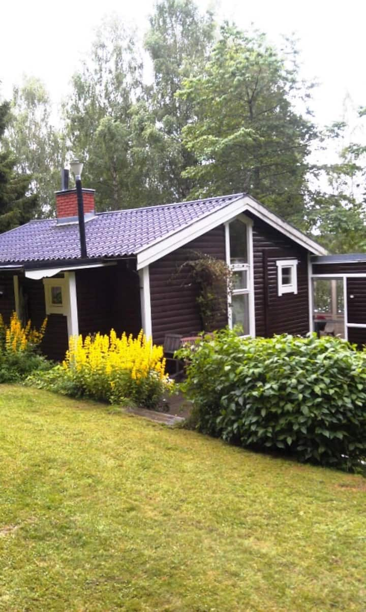 Summer cottage at the lake, nearTranås