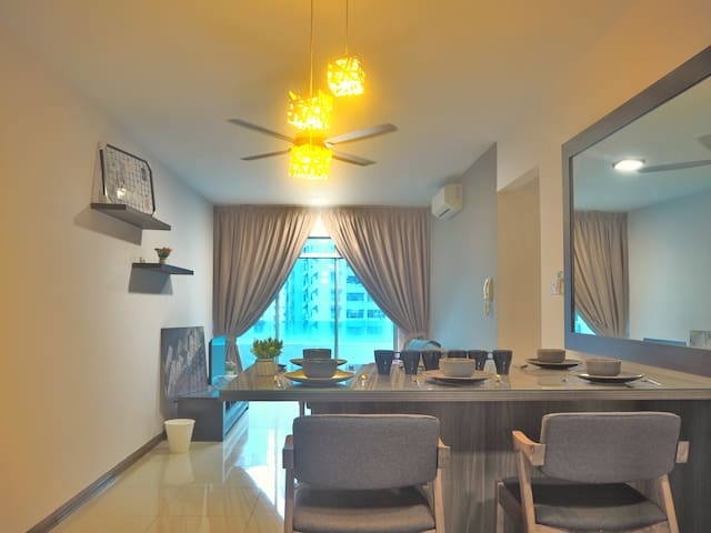 [Himmel Space] 6 pax Kiara Residence | Bukit Jalil